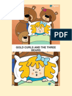 Gold Curls and the Three Bears