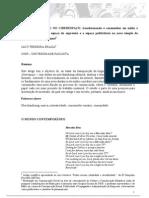 Artigo - O MERCHANDISING NO CIBERESPAÇO