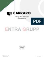 Manual Carraro 140661