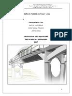 Diseño de Puente de Viga y Losa Guia