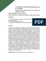 Evaluación de Coberturas para controlar arvenses en el Cultivo de Mentha spicata (Arbeláez - Colombia)