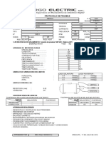 P-2201 Iberica Motor 0.17hp
