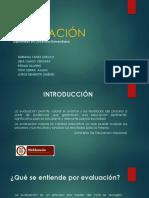 EVALUACIÓN grupo 4.pptx