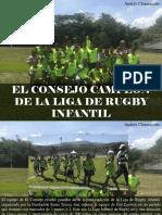 Andrés Chumaceiro - El Consejo Campeón de La Liga de Rugby Infantil
