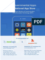 20 MCIT Governmental Apps