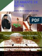 Matovelle y La Eucaristía