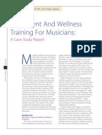 Savvidu-Myers Movement and Wellness