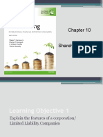 shareholders equity notes