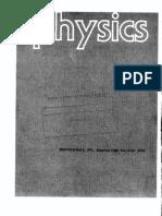 (Shapiro) Physics Without Math a Descriptive Introduction (1979)