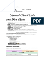 Criminal Law Prelim Notes (Art 1-5)
