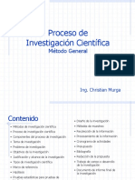 Procesos de investigación