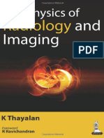Physics of Radiology and Imaging
