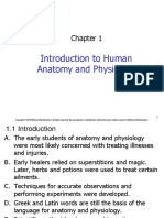 Chapter 1 Introduction to Anatomy Physiology