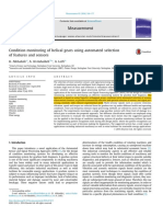 Condition monitoring of helical gears using automated selection of features and sensors.pdf