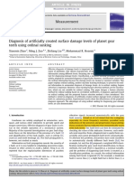 Diagnosis of artificially created surface damage levels of planet gear teeth using ordinal ranking.pdf