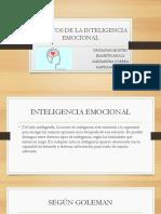 Aspectos de La Inteligencia Emocional