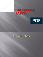 Android Women Safety PPT