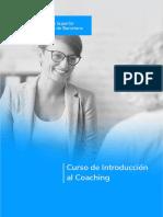 ISEB - Curso de introducción  al Coaching