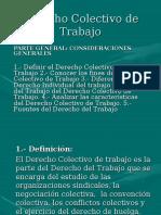 Derecho Colectivo Trabajo Primero-1