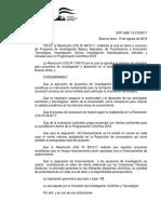 Res. (CS) 1041-18 Con Anexos