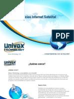 Presentacion Servicio Satelital