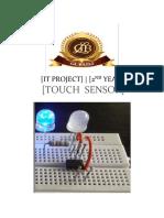 Touch Sensor Dld Project