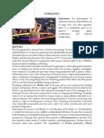 Gymnastics Revised