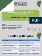 2. Pres c3 2019 Contexto Geopolítico(1)