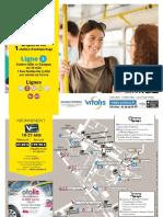 Flyer Étudiants Bus Poitiers