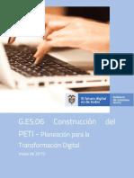 Documento Peti