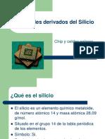 Materiales derivados del Silicio