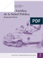 Práctica Jurídica de la Salud Pública
