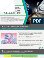 Phc Train Law Gmm