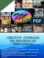 Programa de Misioneritas Asambleas de Dios Panamá