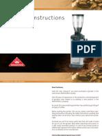 Operating Instructions Tanzania