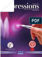 Impressions Vol8 Issue1 March 2018