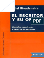 El Escritor y Su Oficio - Ariel Rivadeneira