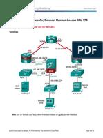 ASA 5506 10-3-1-2 Lab D - Configure AnyConnect Remote Access SSL VPN Using ASDM.pdf