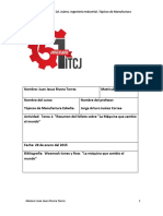 Aplicacion de Evaluacion Diagnostica Topicos de Manufactura Esbelta - Copia