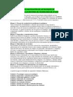 Criterios de Calificación de Los Bloques de Contenidos Para La Materia de Tecnología de 3º Eso