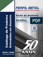 Perfil Metal Catalogo Completo 2019