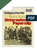 Unternehmen Paperclip