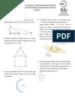 Taller de Estudio 1 Corte Electromagnetismo 2019-2