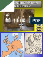 Powerpoint Arte Romanico Arquitectura Cisterciense