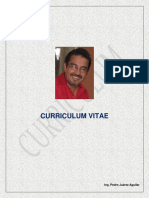 Curriculum  JOSE ALVAREZ INGENIERO EN SISTEMAS