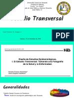 Estudios Transversales (1)