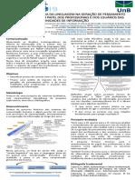 Ontologia da linguagem e Ciencia da Informacao