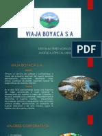 Viaja Boyacá S.A