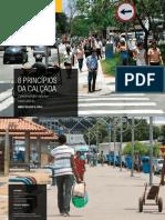 8 Princípios de Calçada - WRI