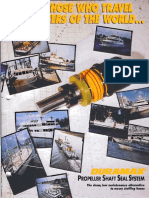 Propeller Shaft Seal System Brochure